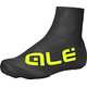 Alé Cycling Aerolight Lycra Shoecovers black-fluo yellow